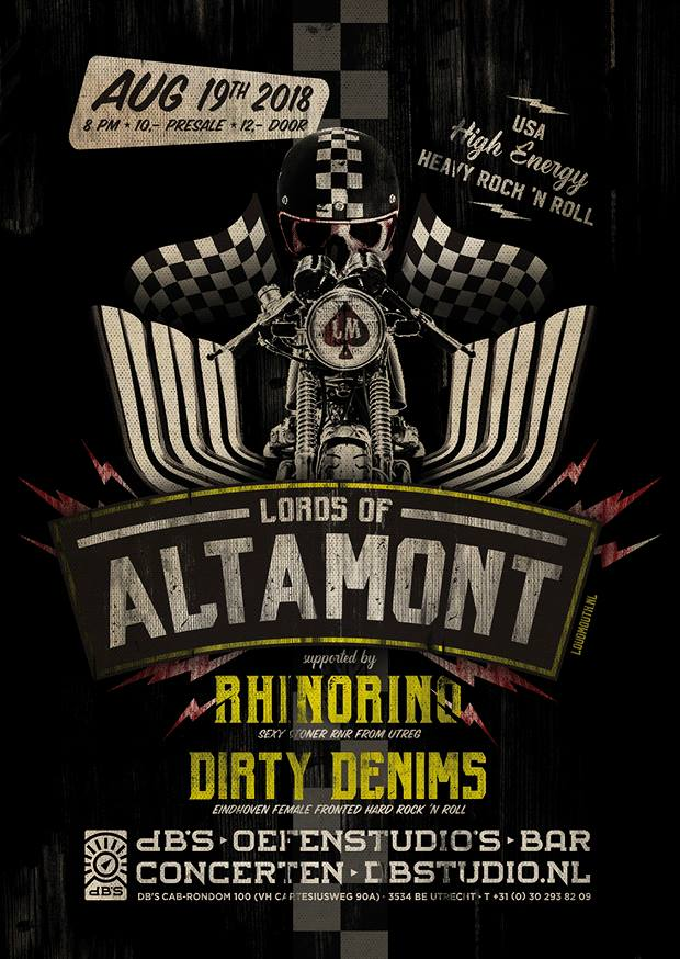 dBs - Lords of Altamont
